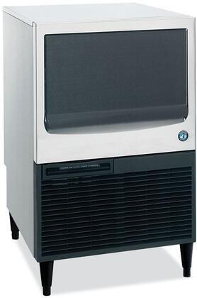 "KM-151BAH 24"" Energy Star Qualified Undercounter Self-Contained Ice Maker With 146 lbs. Daily Ice Production  78 lbs. Built-In Storage Capacity  Crescent Ice"