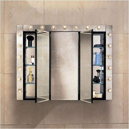 PLM3030B 30 inch  Triple Door Mirrored Medicine