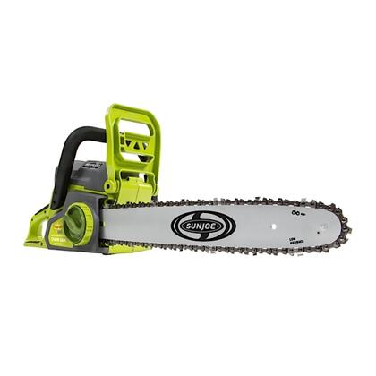 iON16CS Energy Star Certified iON 40 V 4.0 Ah 16-Inch Cordless Chain Saw with 600 W Brushless Motor and EcoSharp Rechargeable Lithium
