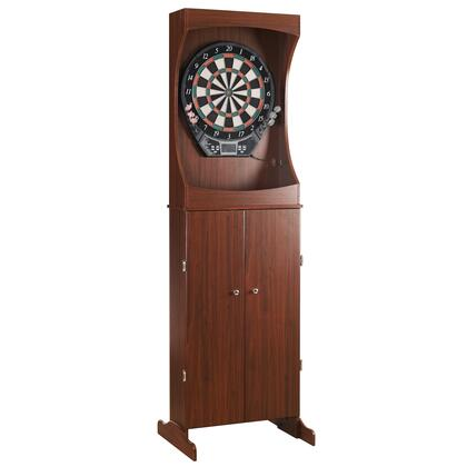 NG1040 Outlaw Free Standing Dart Cabinet Set with Electronic Scoring