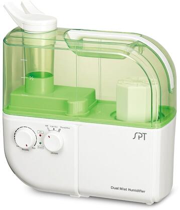 Sunpentown SU-4010G Dual-Mist Ultrasonic Humidifier - Green 2855776
