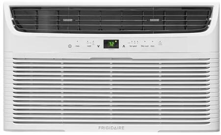 Frigidaire FFTH1422U2 24 Built-In Room Air Conditioner with 14,000 BTU Cooling Capacity, Supplemental Heat, 230 Volts, Remote Control, Programmable Timer, Sleep Mode, and Energy Saver Mode, in White
