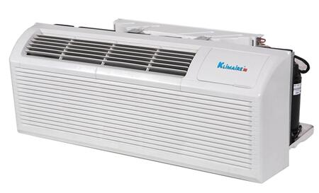 KTHM009-E3H2(B) 9 000 BTU PTAC Packaged Terminal Heat Pump Air Conditioner with 3kw Electric Heater  Quick Condenser  Electronic Controls  Optional Remote  and
