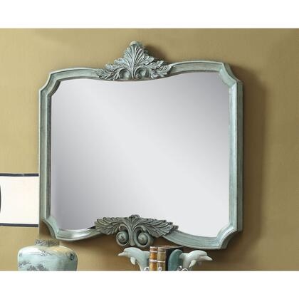 Blade Collection 90127 42 inch  x 36 inch  Accent Mirror in Antique