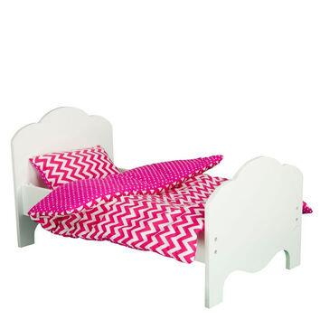 Click here for TD-119291D Little Princess 18 Doll Furniture - Sin... prices