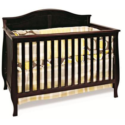F31001.07 Camden Convertbile Crib: