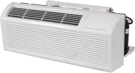 KTHN012E3H211BC PTAC Package Terminal Air Conditioner with 12000 BTU  3 kW Electric Heater  Heat Pump  Quiet Operation  Washable Filter and Slim Front Depth 496857