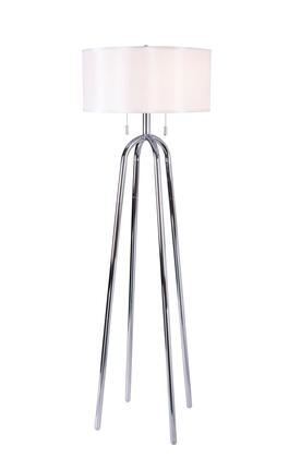 Quadratic 21389CH Floor Lamp with On/Off Pull Chain Switches  20