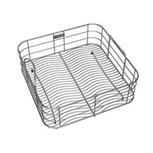 LKWRB1716SS Rinsing Basket 14-1/4 inch  x 14-1/4 inch  x 7 inch  in Stainless
