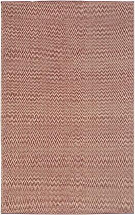 Tsttw296700140912 Twist Tw2967-9 X 12 Hand-woven Reversible Dhurrie New Zealand Wool Blend Rug In Red  Rectangle