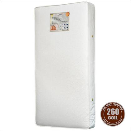 MT-260 Athena 260 Coil Mattress for Baby Crib and Toddler