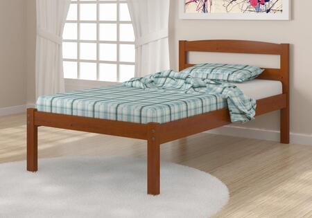 575TE Twin Econo Bed With Full Slats-Mattress Ready: