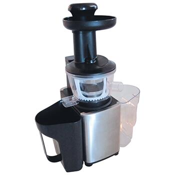 TCSJ01 Total Chef Slow Juicer with Two Different