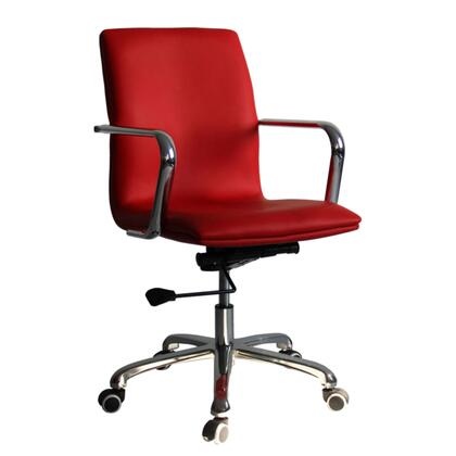 FMI10170-red Confreto Conference Office Chair Mid Back