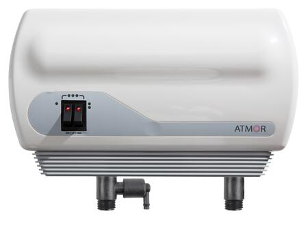 AT900-10 12 inch  900 Series Point-of-Use Tankless Electric Water Heater with 10.5 kW  240 Volts  Continuous Demand Hot Water  Single Sink Hot Water Application