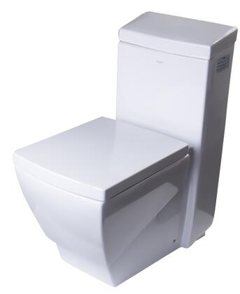 "TB336 High Efficiency Low Flush Eco-Friendly Ceramic Toilet   with Porcelain  Large 2"" Fully Glazed Trap  Wide Water Surface  Standard 12"" Rough in  Powerful"