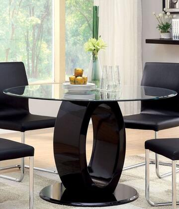 Lodia I Collection CM3825BK-RT-TABLE 48