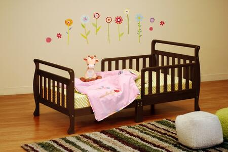 7008E Athena Anna Toddler Bed in