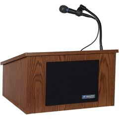 Sound System Tabletop Lectern in