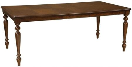 19181 Woodmont Dining Table with 18