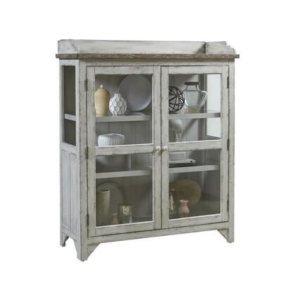P050054 Nicole Accent Display Cabinet In