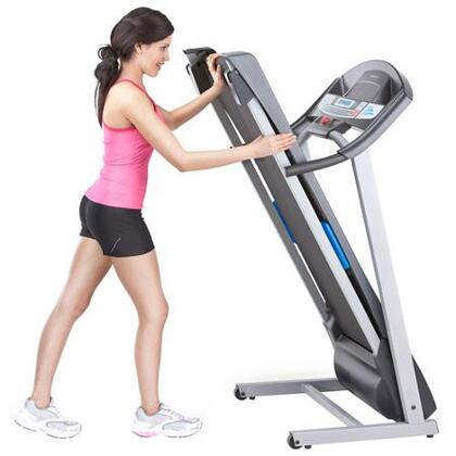 WLTL29712 Weslo Cadence R 5.2 Treadmill with 6 Personal Trainer Workouts  2-Position Manual Incline  Comfort Cell Cushioning  and Foldable