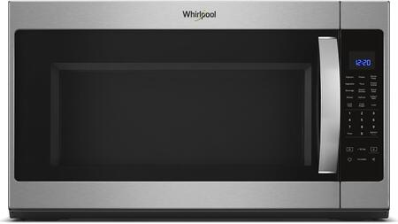 Whirlpool WMH53521HZ 30 Inch Over the Range 2.1 cu. ft. Capacity Microwave Oven