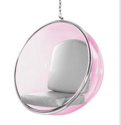 AL10020 Bubble Chair With Transparent Acrylic In