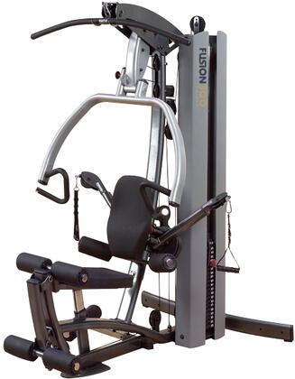 F5003 Fusion 500 Personal Trainer with Ergo Press Handle and 11-Gauge Oval Steel Construction  310-Pound