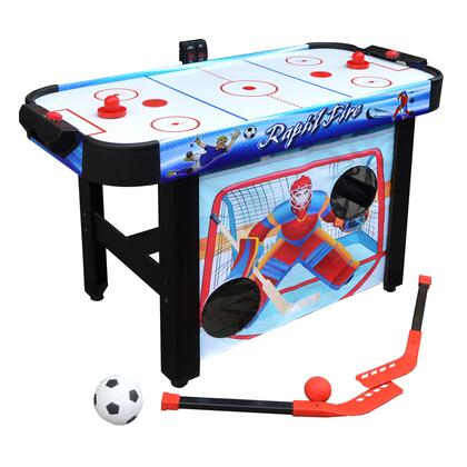 NG1157M Rapid Fire 42-In 3-In-1 Air Hockey