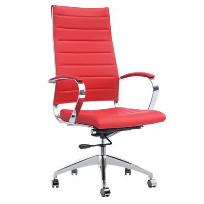 FMI10078-red Sopada Conference Office Chair High Back