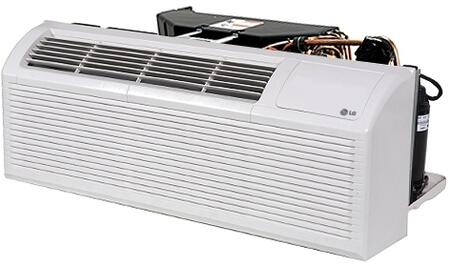 LG LP073CDUC 7100/7300 BTU 13.3 EER PTAC Air Conditioner with Electric Heat 208/230 Volt with 15 AMP Power Cord