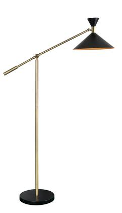 Arne 33166BL Floor Lamp with On/Off Foot Switch  14