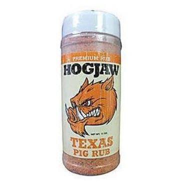 SFTP11 US Stove Company HogJaw Texas Pig Rub