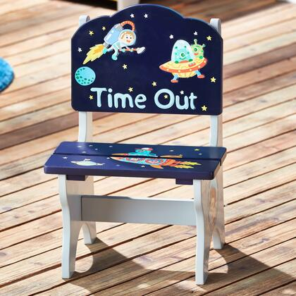 TD12222A Outer Space Hand Painted Kids Time Out