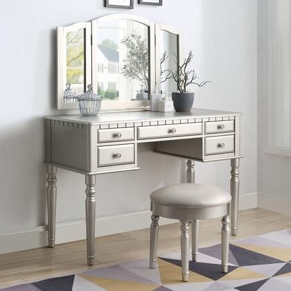 Corbulo Collection 90366 3 PC Vanity Set with 43