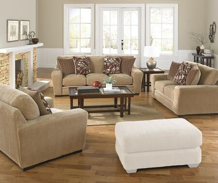 Prescott Collection 44873PCSTLARMKIT1OA 3-Piece Living Room Sets with Stationary Sofa  Loveseat and Living Room Chair in