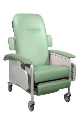 d577-j Clinical Care Geri Chair Recliner