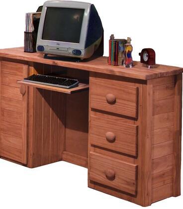 31500 Computer Desk Mahogany