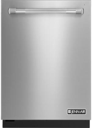 JDTSS244GP Trifecta Series 24 Inch Built In Dishwasher with 14 Place Settings  Energy Star Certified  Precision Dry  Plus Option  TriFecta  Wash System  and
