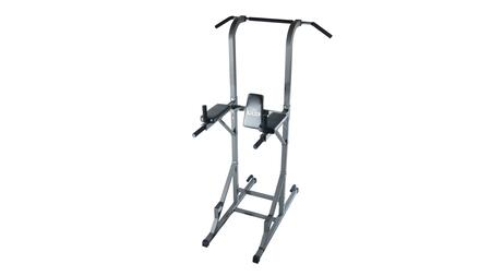 501700 1700 Power Tower with Steel Frame Construction in Black and