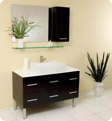 Click here for Distante FVN6123ES 43 Modern Bathroom Vanity with... prices
