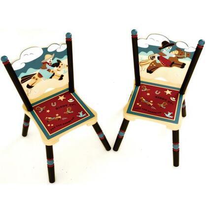 LOD72002B Wild West Chairs