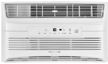 Frigidaire FGRQ0633U1 22 Energy Star Rated Window Air Conditioner with Programmable Timer, 6,000 BTU Cooling Capacity, Energy Saver Mode, Sleep Mode, and Remote Control, in White
