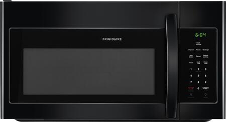 Frigidaire FFMV1645TB Over the Range Microwave Oven, Black