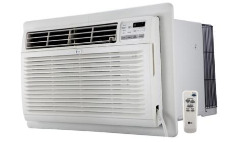 "LT1236CER 24"" Energy Star Through The Wall Air Conditioner with 11800 BTU Cooling Capacity Gold Fin Anti Corrosion Coat 3 Cooling and Fan Speeds and 265 CFM"