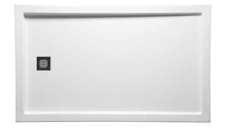S6032EL-WH Designer Series Shower Base / Receptor: