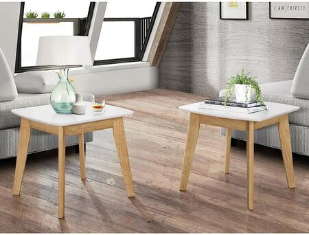 C20STRMWNL Retro Modern End Table  Set of 2 -