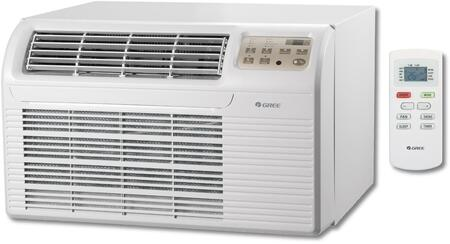 26TTW12HC230V1A Thru-the-Wall Air Conditioner with 12000 Cooling BTU and 8600 Heating  BTU  270 CFM Air Flow  59 dBA Sound Level and Digital Thermostat Touch