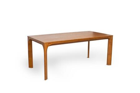 21390T Lexon 71 inch  Dining Table in Cherry